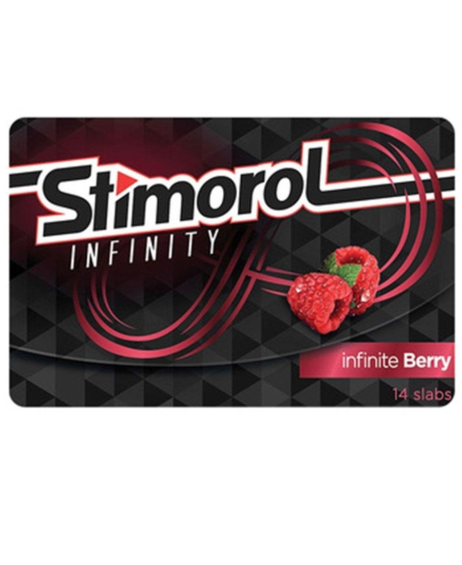 Stimorol Berry Party 14 pieces - Red