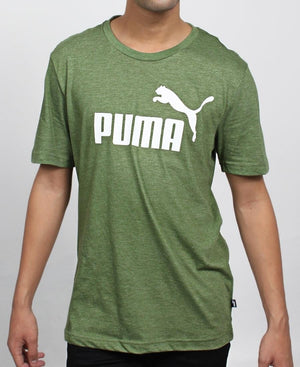 Puma Heather Tee - Green
