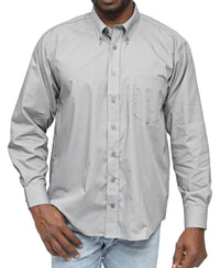 Slim Fit Shirt - Grey