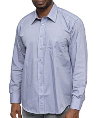 Modern Fit Shirt - Light Blue
