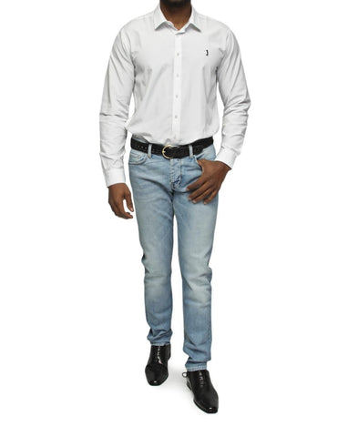 Modern Fit Shirt - White