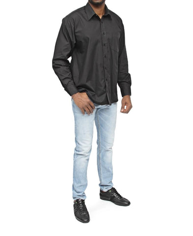 Modern Fit Shirt - Black