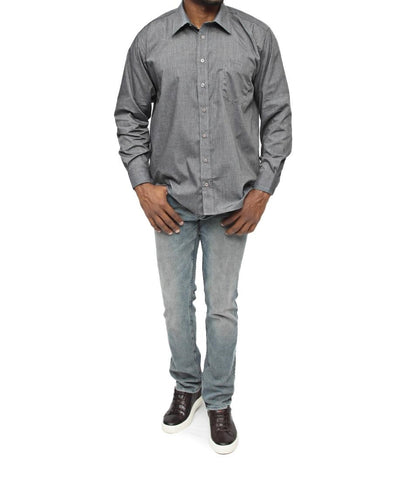 Modern Fit Shirt - Grey