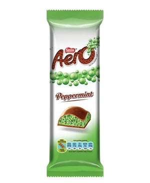 Aero Slab Peppermint 85g - Green