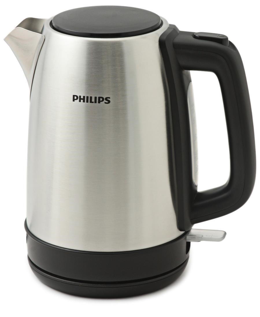Philips 1.7L Cordless Kettle - Silver