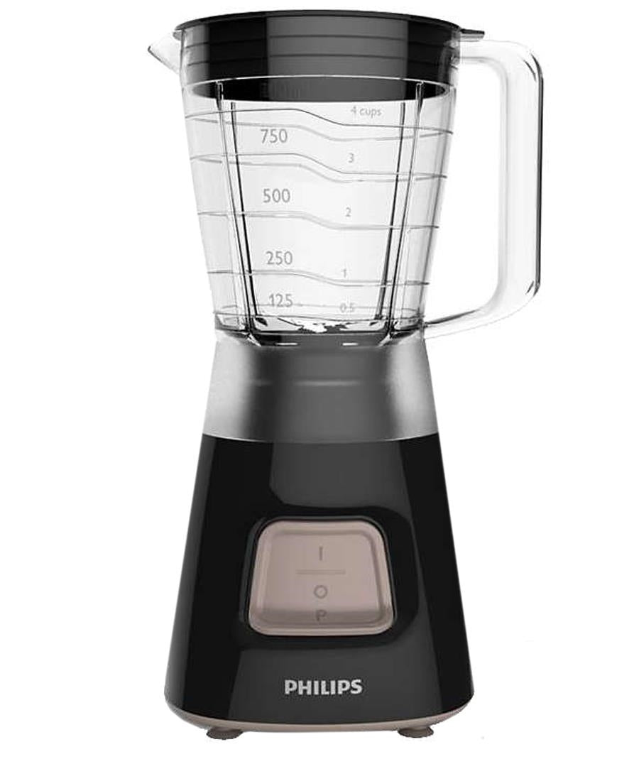 Philips 350W Daily Collection Blender - Black