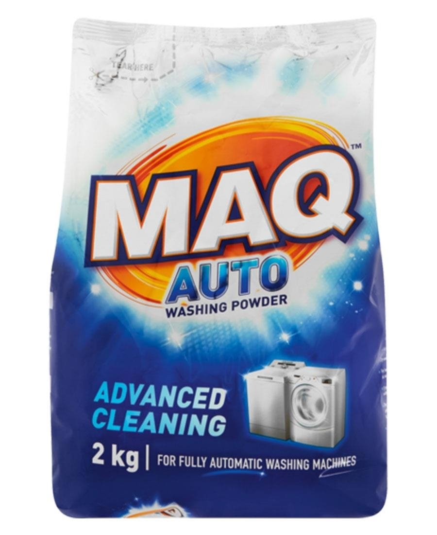 Maq Washing Powder 2Kg - White