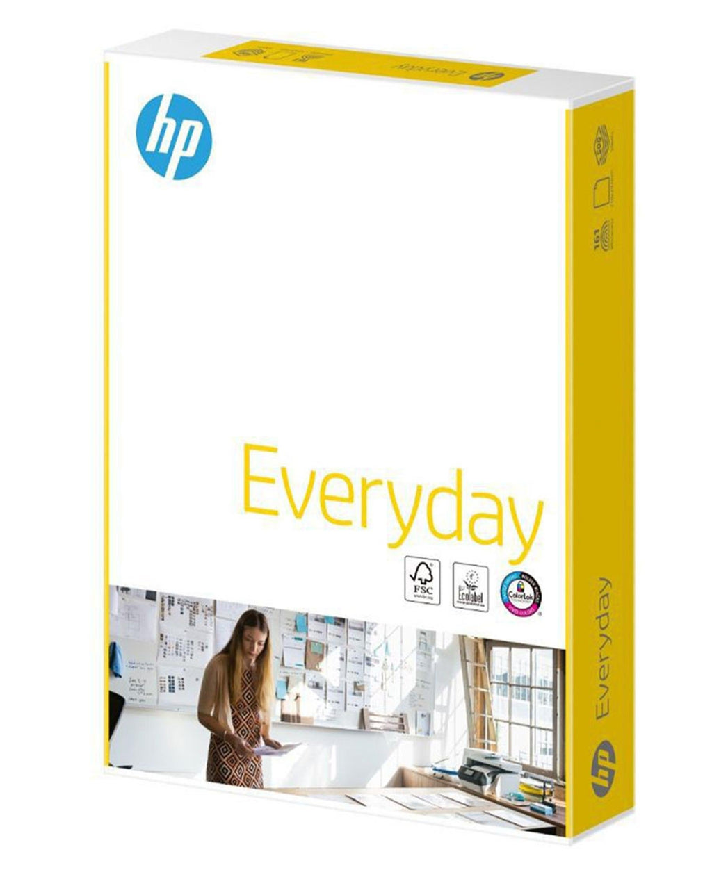 Hp Everday A4 80GSM Papers - White