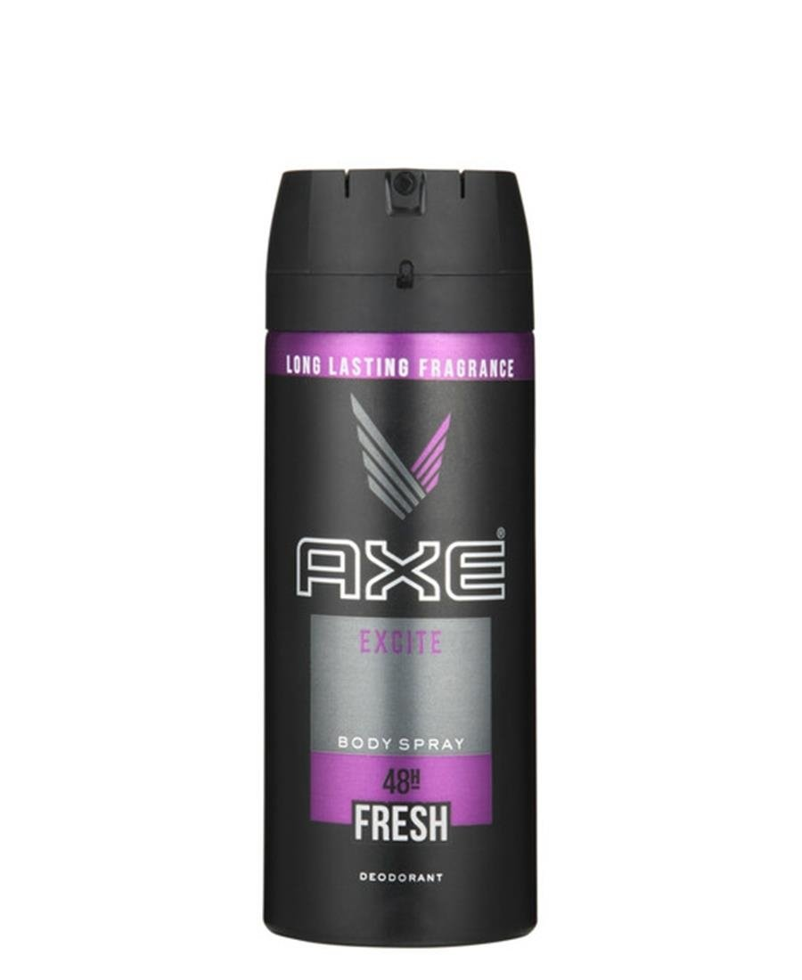 Axe Deo Excite 150ml - Black