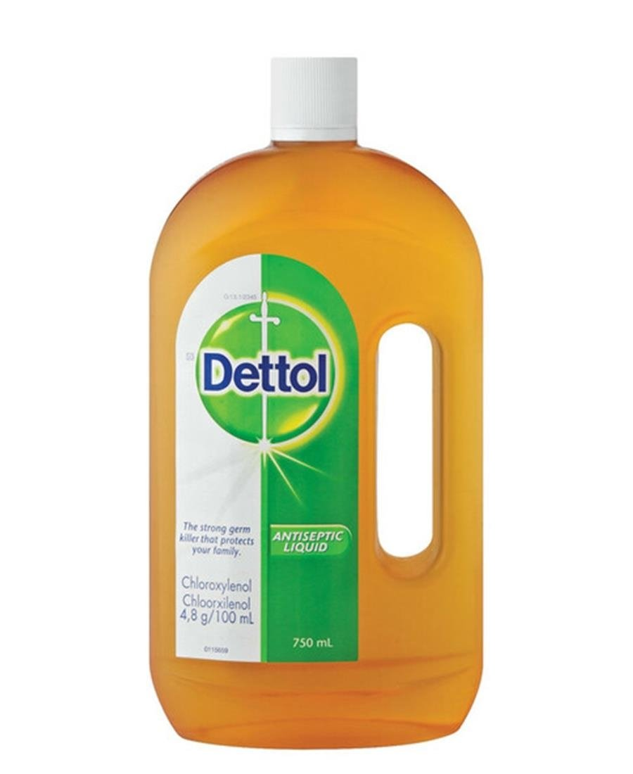 750ml Dettol Antiseptic Liquid - Orange