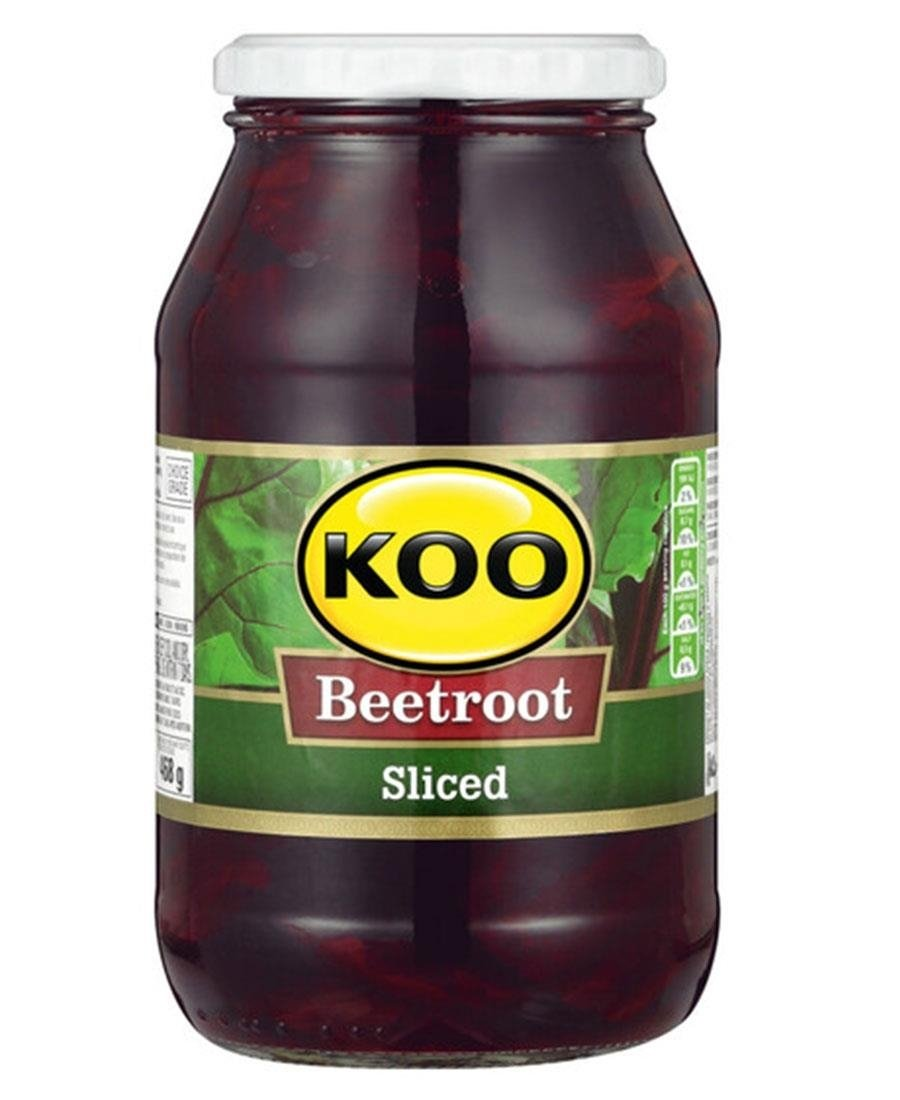Koo Beetroot Sliced  780g - Clear