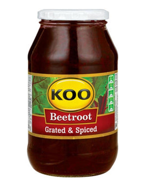 Koo Beetroot Grated 780g - Yellow