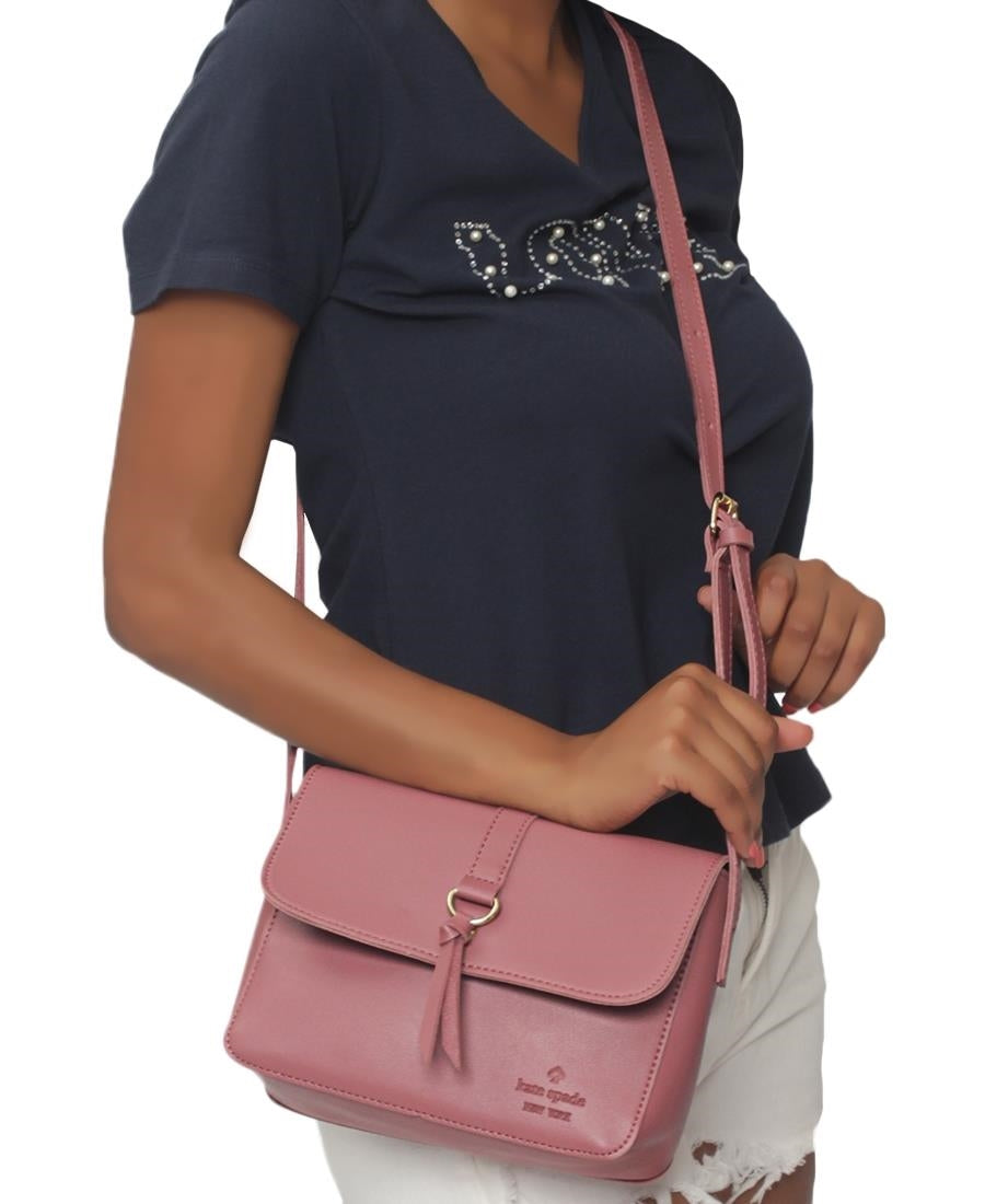 Crossbody Bag - Purple