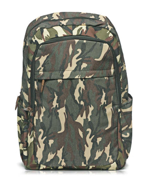 Camo Backpack - Green