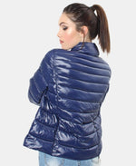 3/4 Sleeve Jacket - Navy