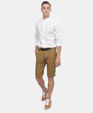 Men's Shorts - Tan