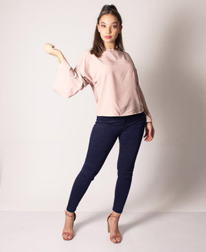 Super Skinny Stretch Jeans - Navy