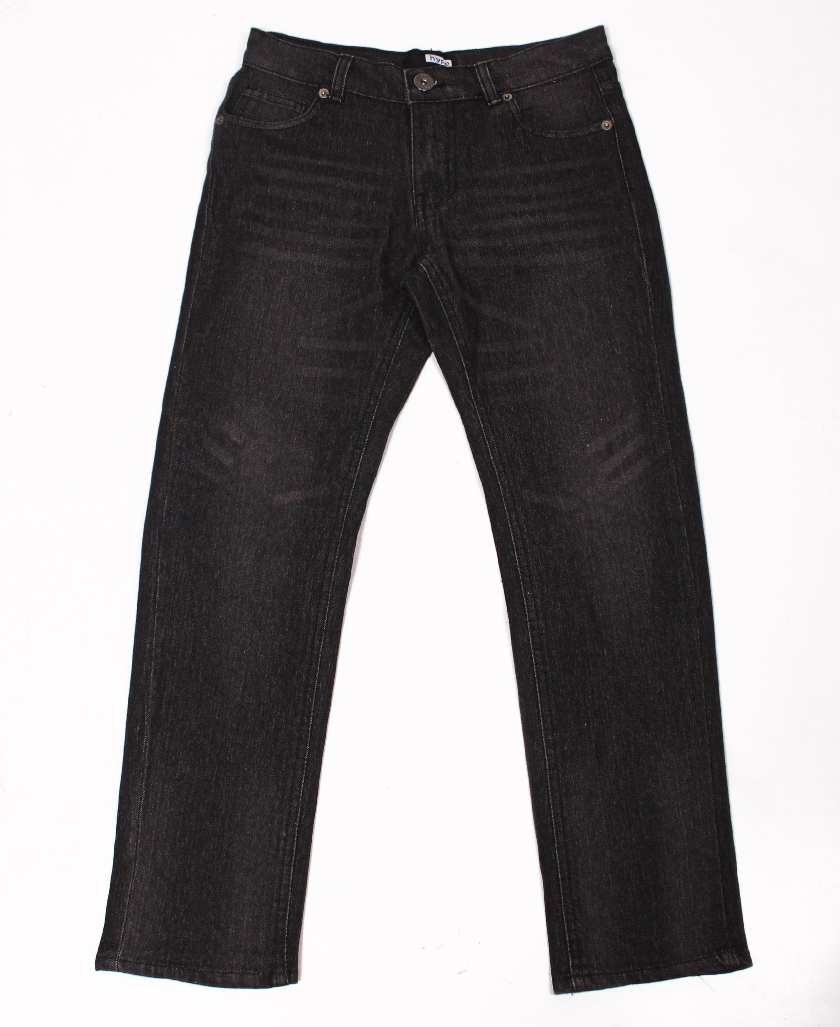 Boys Straight Leg Jeans - Black