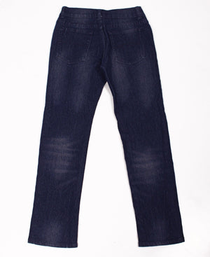 Boys Straight Leg Jeans - Blue