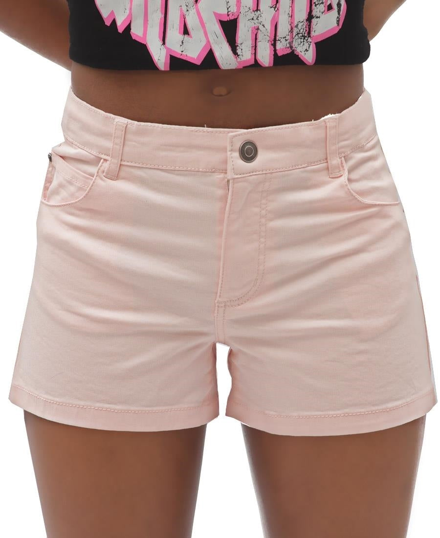 Girls Shorts - Mink