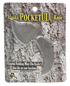 Alaska Pocket Knife - Grey