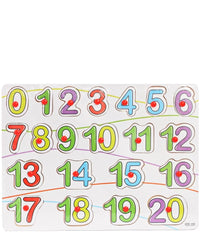 Numbers Board - Multi