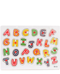 Alphabet Board - White