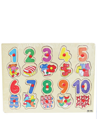 Alphabet Board Numbers (Medium) - Camel