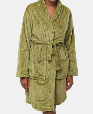 Bathrobe - Green