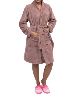Bathrobe - Brown
