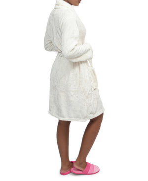 Bathrobe - Cream