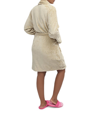 Bathrobe - Beige