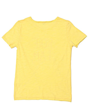 Girls Tee - Yellow