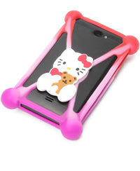 Kitty Bump Cover - Red
