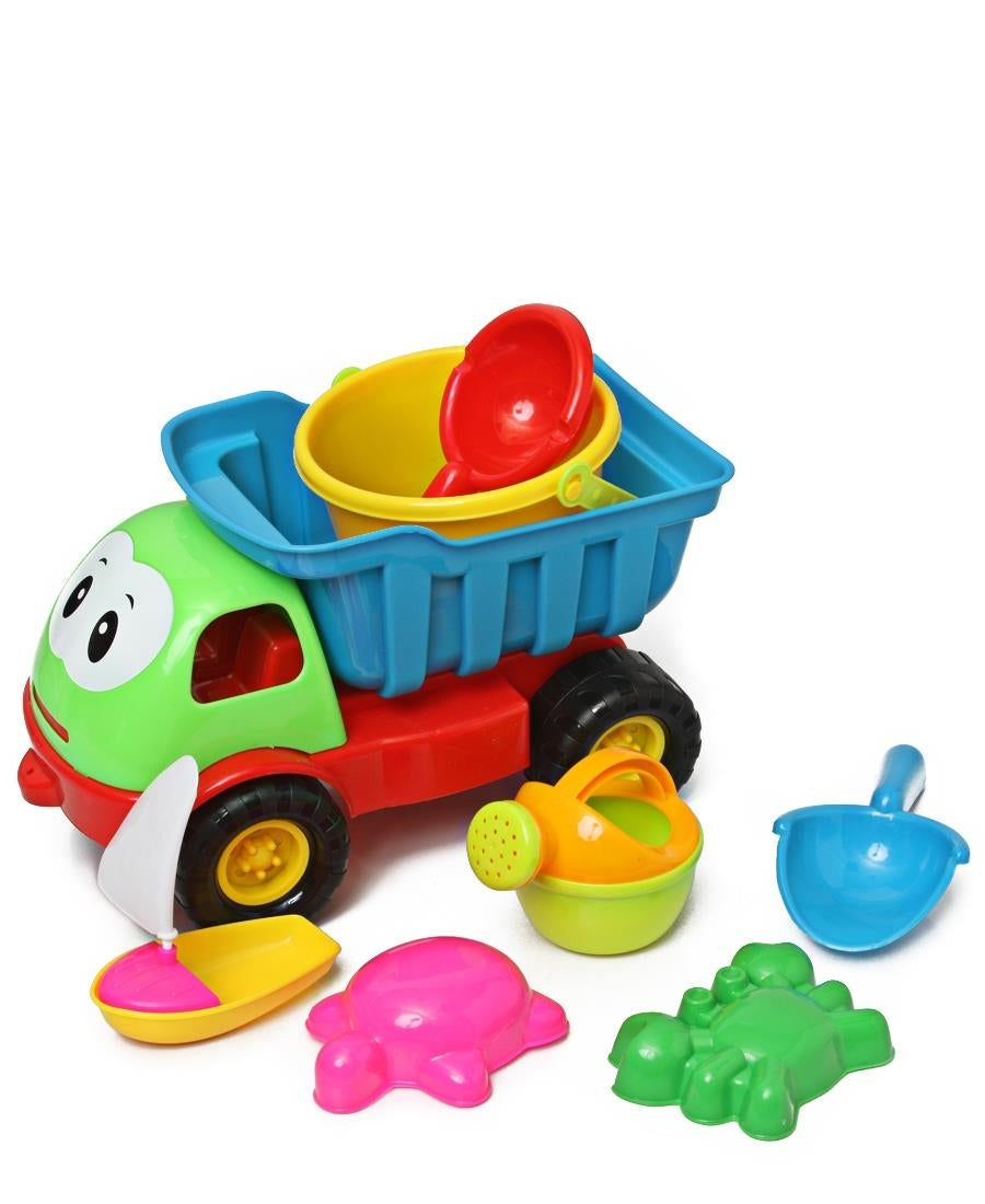Beach Truck Set - Green