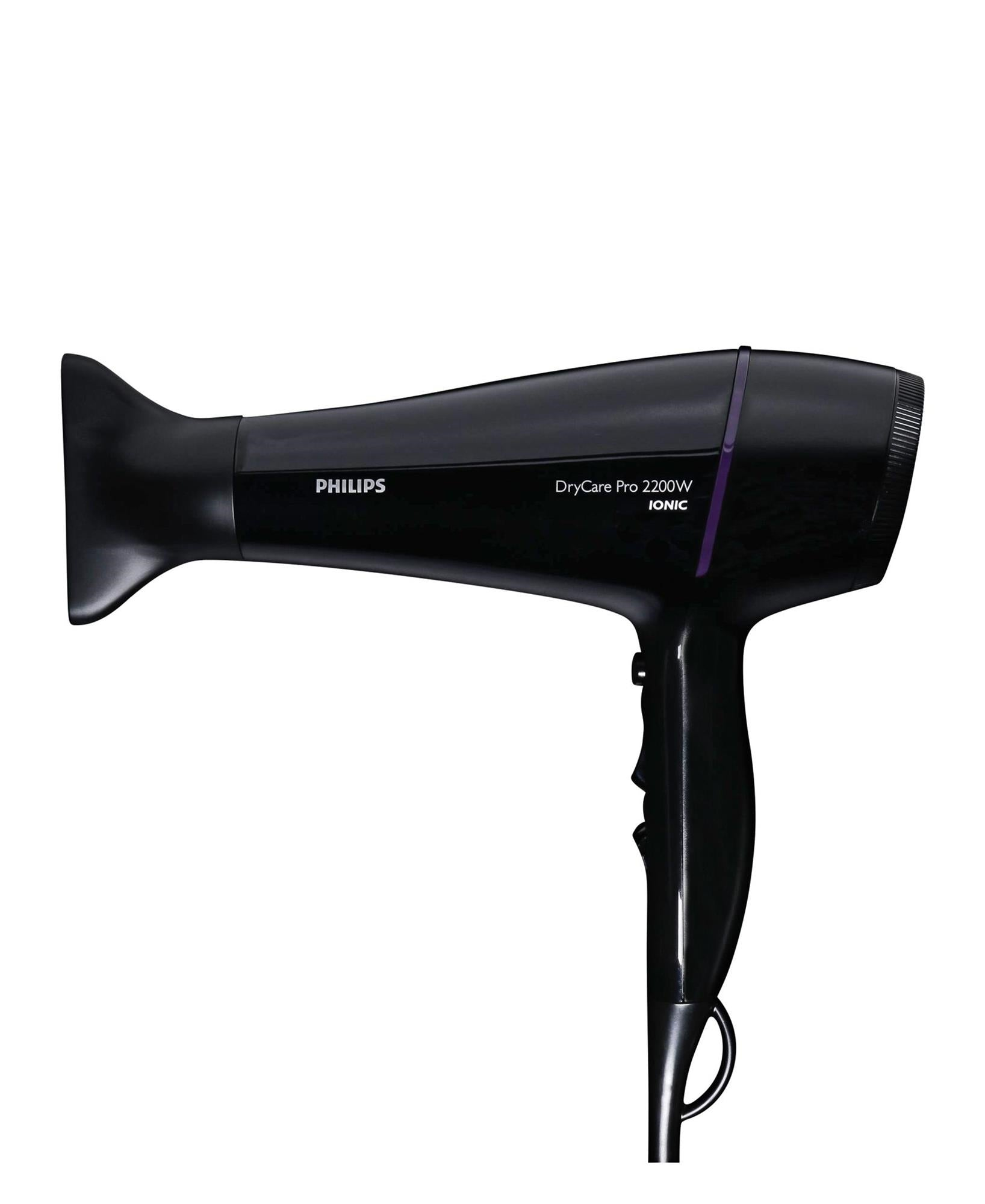 Philips Dry Care Pro Hair Dryer - Black