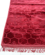 Carpet Mat 160X230 - Maroon