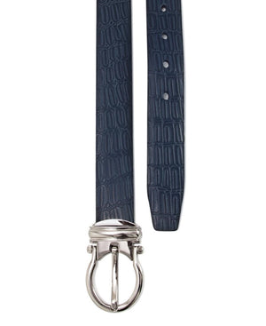 Mens Belt - Navy