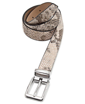 Mens Belt - Beige