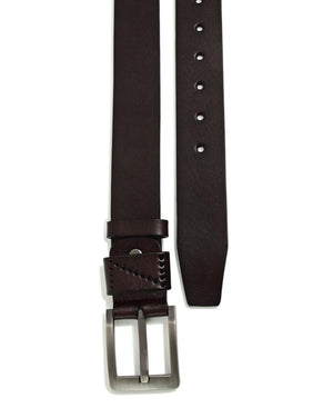 Mens Belt - Choc