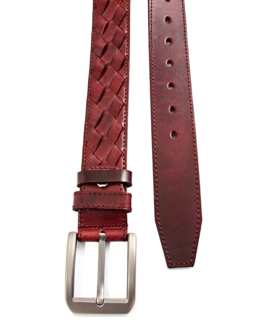 Genuine Leather Belt  - Tan