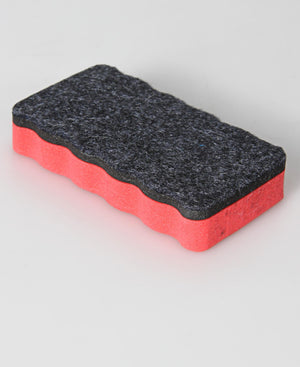 Foska Whiteboard Eraser - Red