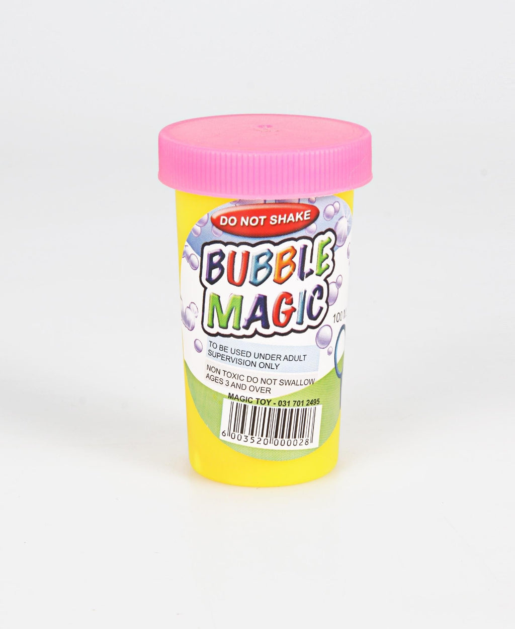 100ml Bubbles - Multi