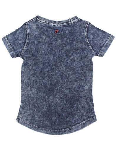 Boys Burberry T-Shirt - Blue