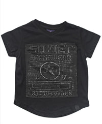 Boys Drake T-Shirt - Black