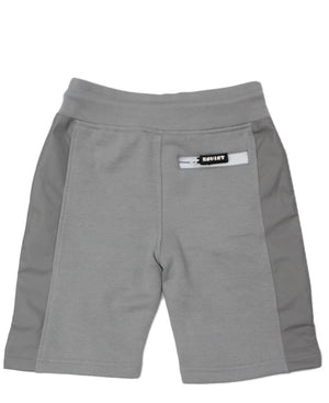 Boys Karl Shorts  - Grey