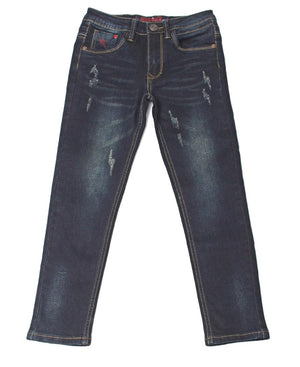 Boys Panthers Jeans - Blue