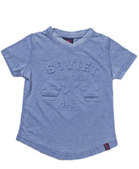 Boys Turnberry T-Shirt - Blue