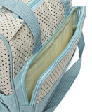 5 Piece Diaper Bag Set - Blue