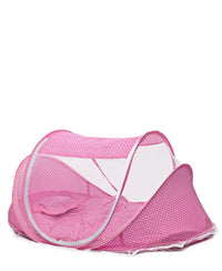 3 In 1 Baby Sleeping Tent - Pink